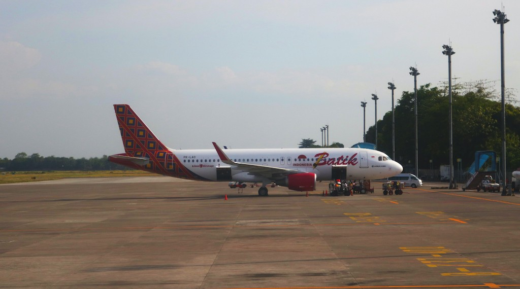 Batik Air launches Jakarta-Bangkok route