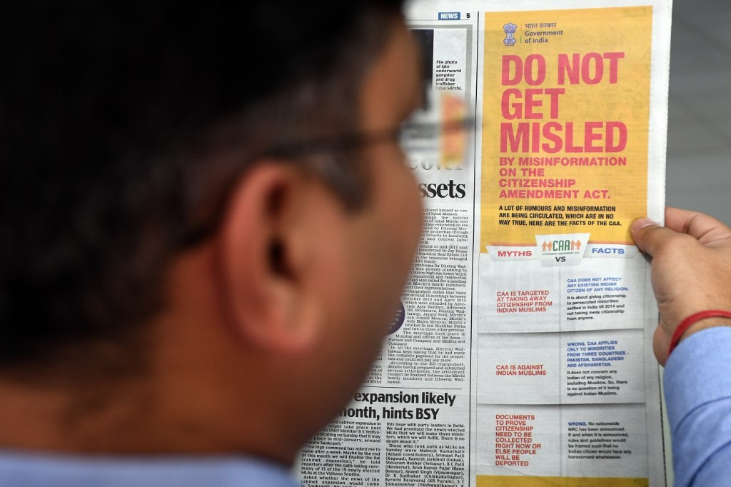 India media fear pandemic finally brings end of the newspaper era