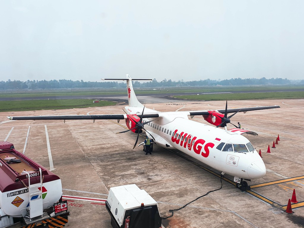 Wings Air to connect Pontianak and Palangkaraya
