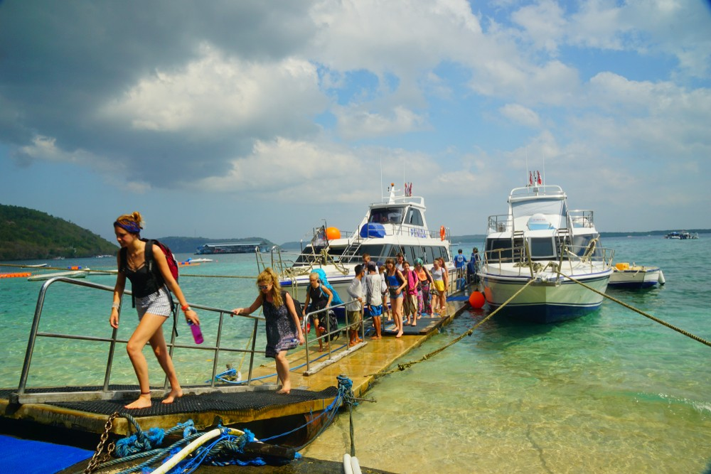 Indonesia sets focus on European tourists amid decline in Chinese visitors