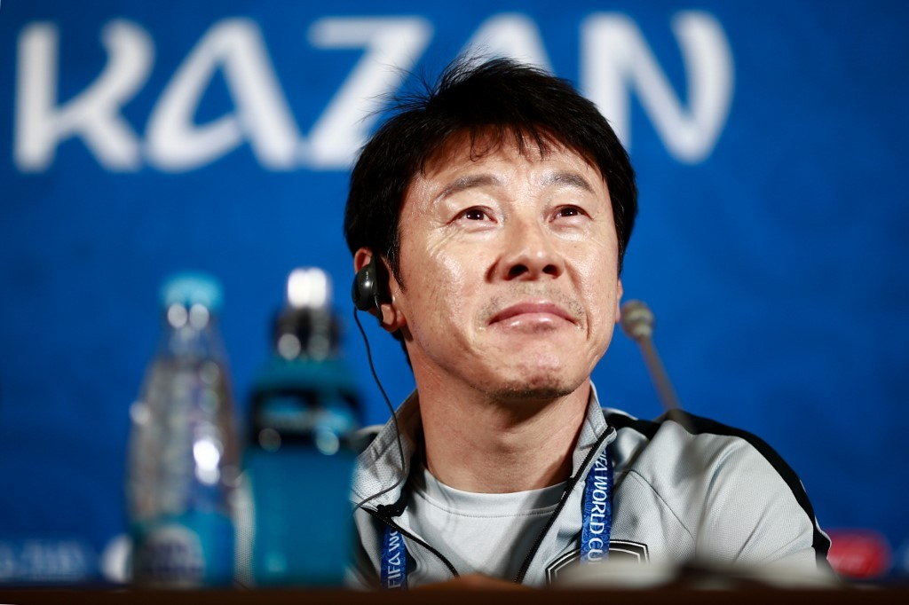 South Korean Shin to take over as Indonesia's national team coach