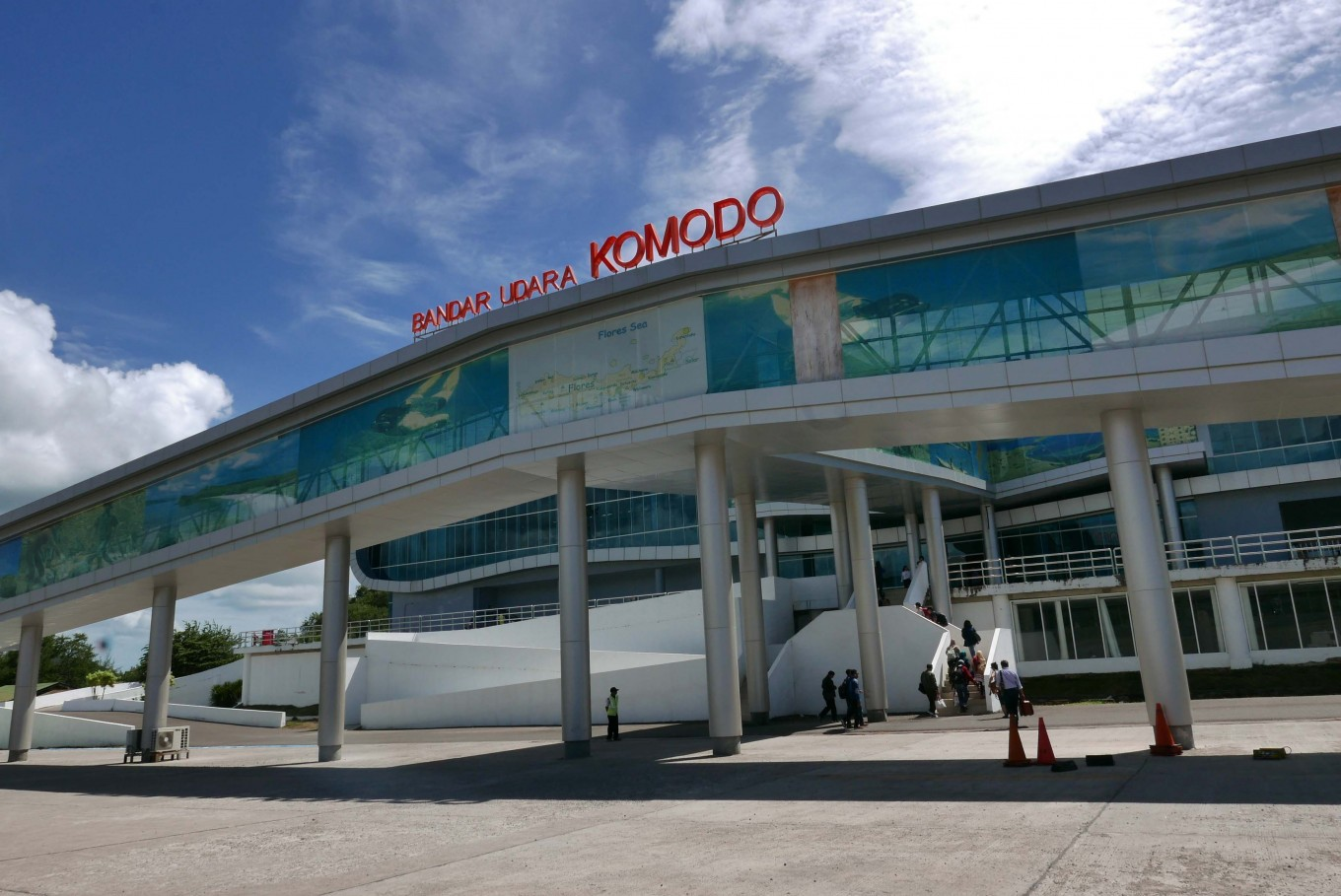 Indonesia awards Komodo Airport management project to Changi consortium