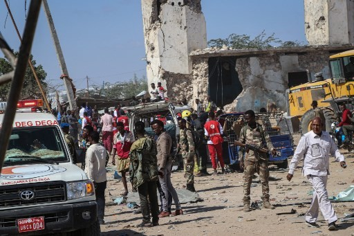 Massive car bomb kills at least 79 in Mogadishu