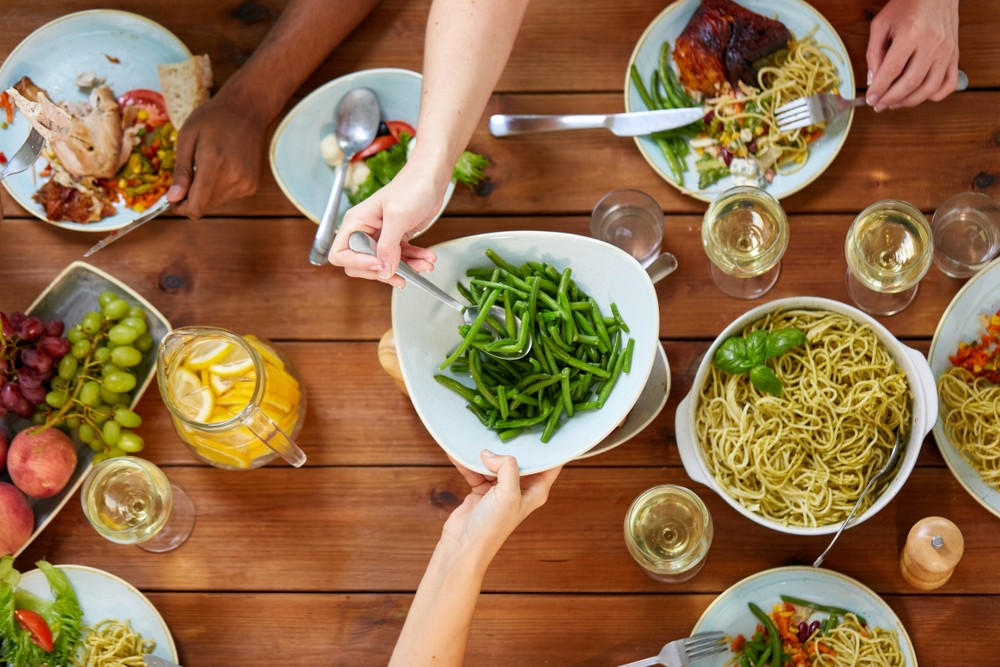 Following a specific diet can contribute to loneliness at shared meals