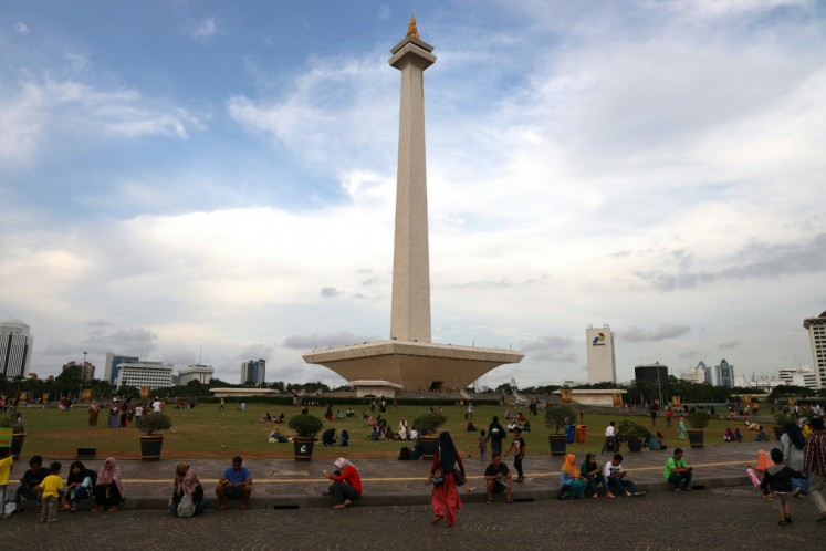 Work piles up for when Jakarta lets go of capital status
