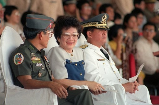 Thatcher approved Corazon Aquino asylum request: Archives
