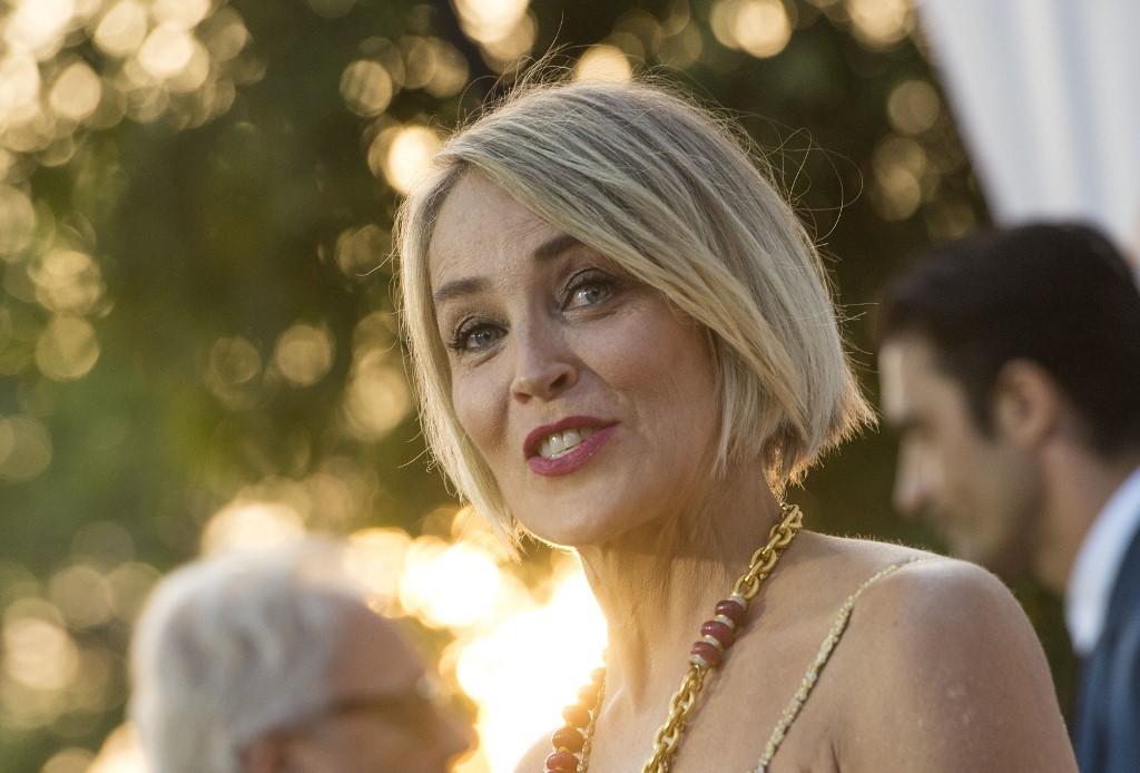 Sharon Stone blocked on dating app