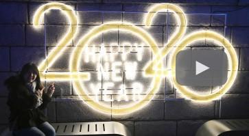 2020 New Year's countdown: Celebrations around the world