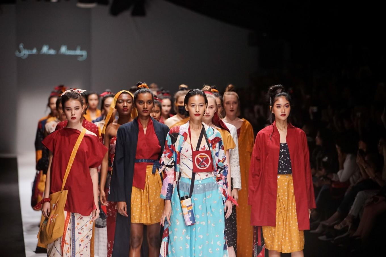 Fashion:  A slanted view into 2020