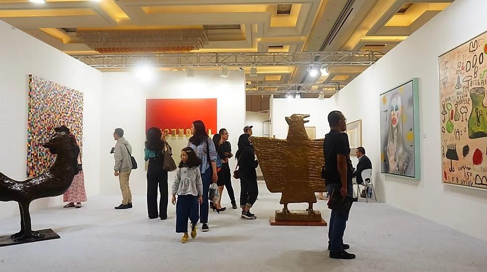 COVID-19: Art Moments Jakarta postponed