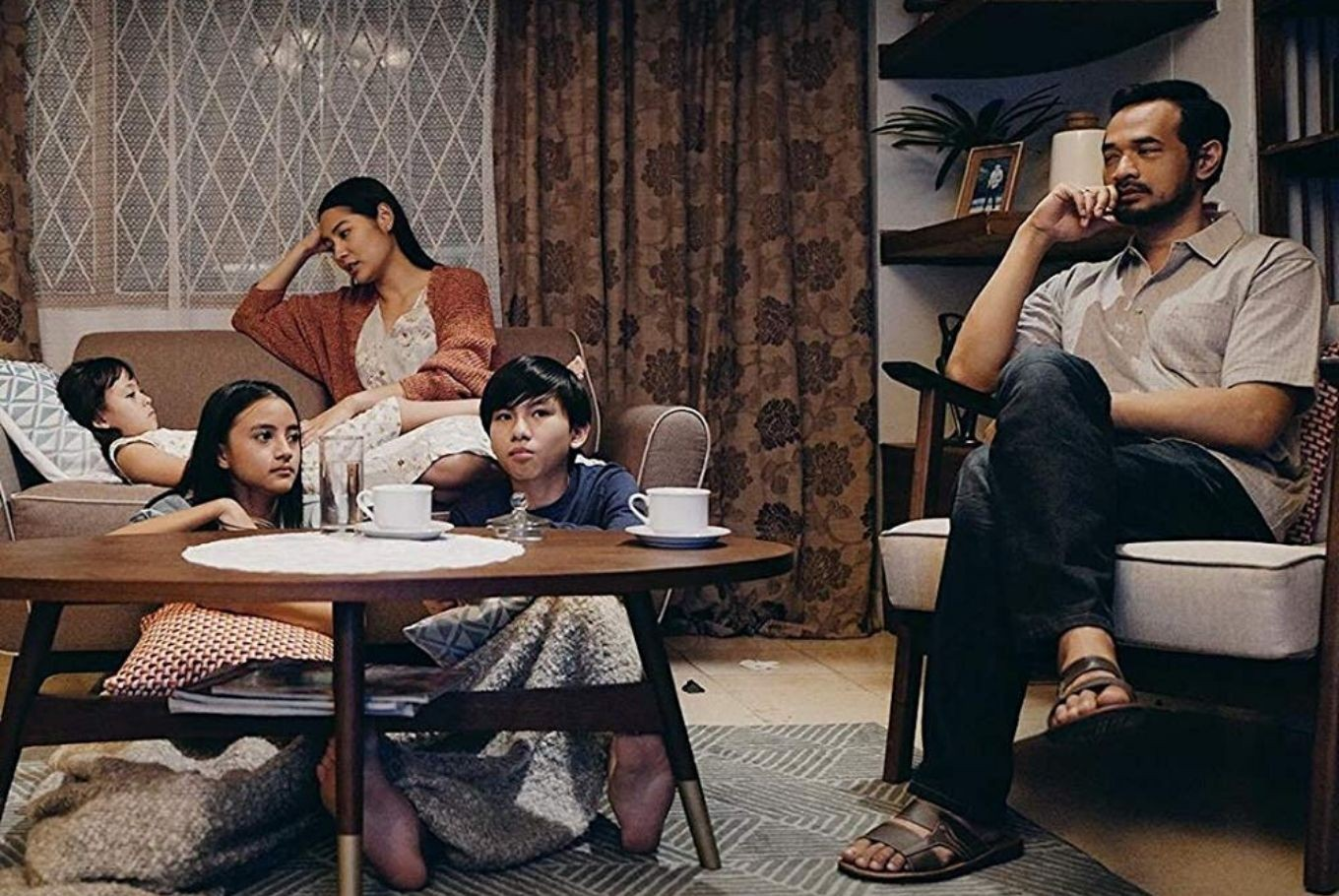 'NKCTHI': Portrait of family haunted by loss, trauma and ghost of New Order