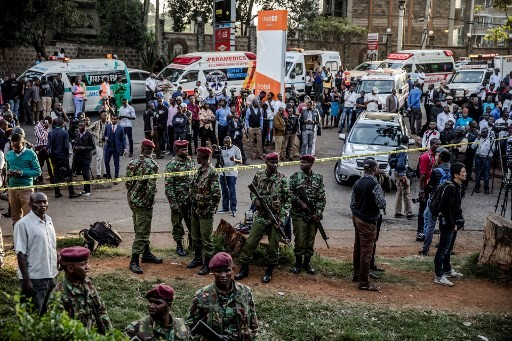 Somali jihadists kill 3 Americans in attack on Kenya military base