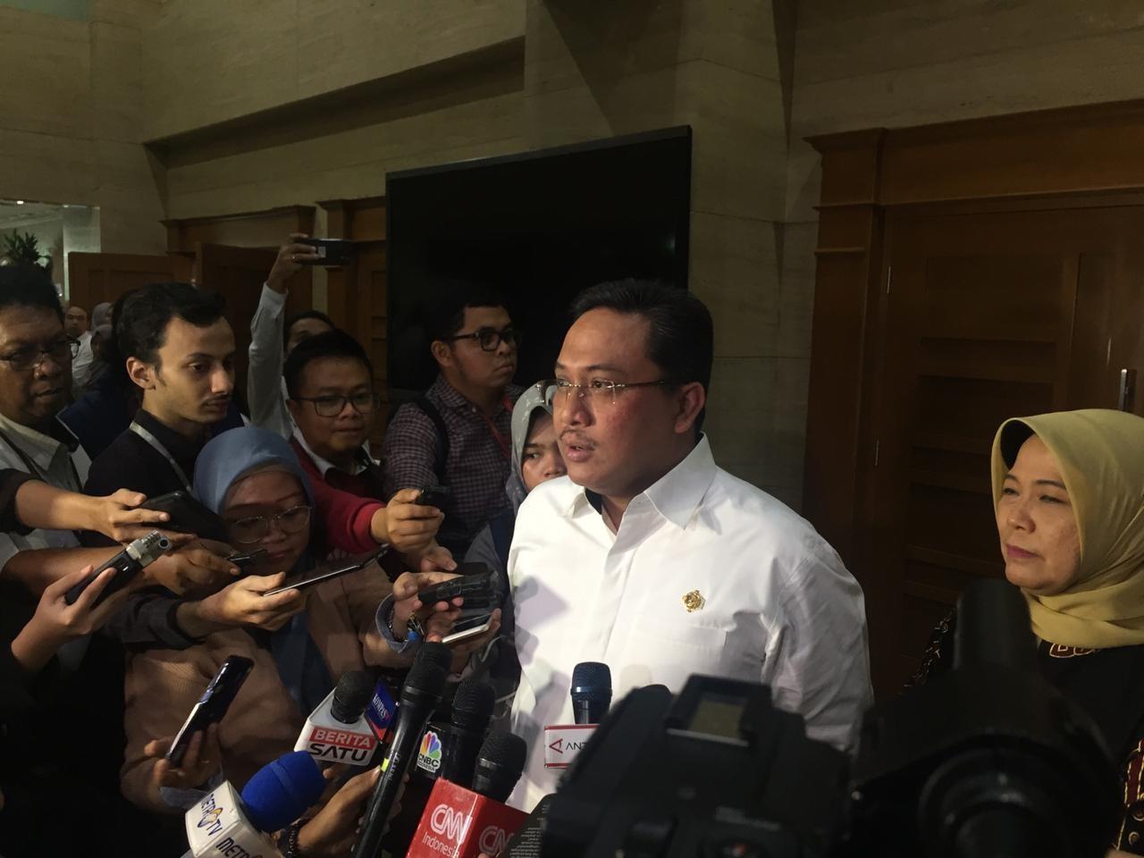 Government earns highest audit rating from BPK despite irregularities