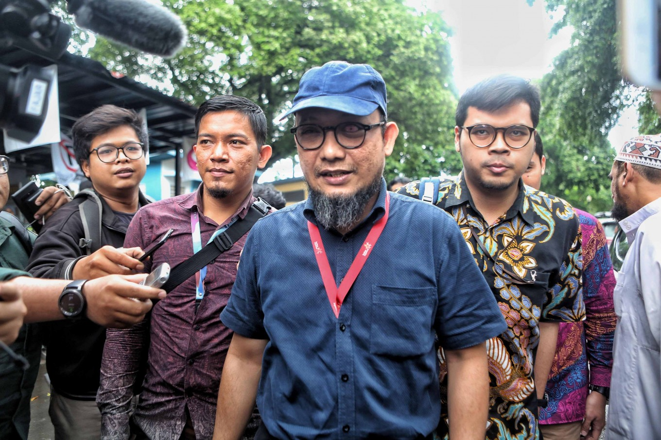 'Someone influential': Novel Baswedan tells court he has name of person behind his attack