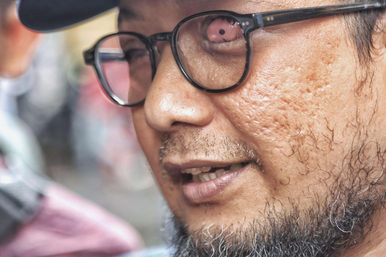 Novel Baswedan receives anticorruption award in Malaysia