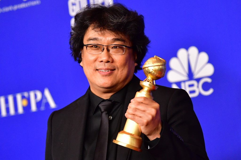 Bong Joon-ho's 20-year film director career