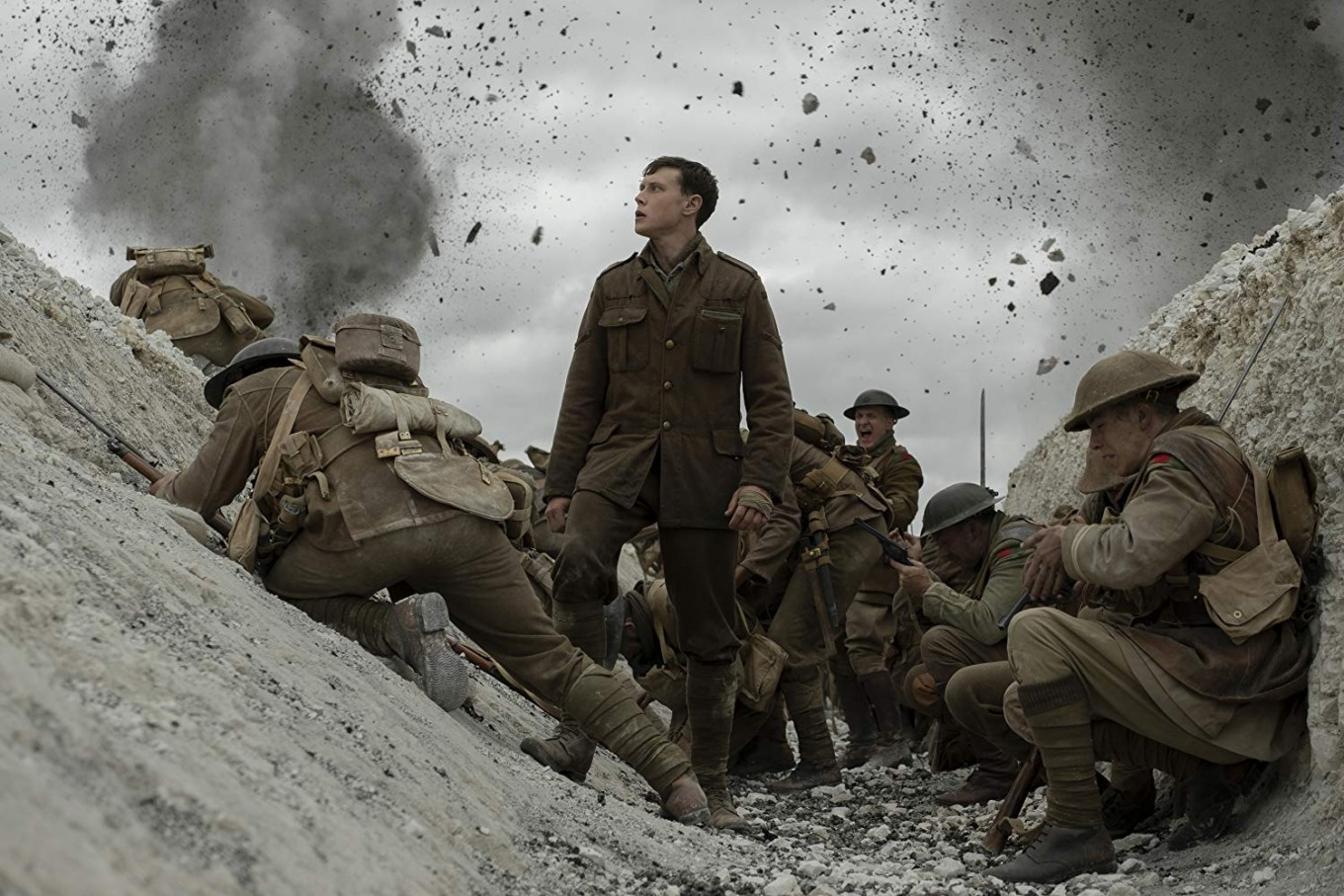 Oscars night is nearly here, and '1917' leads the charge