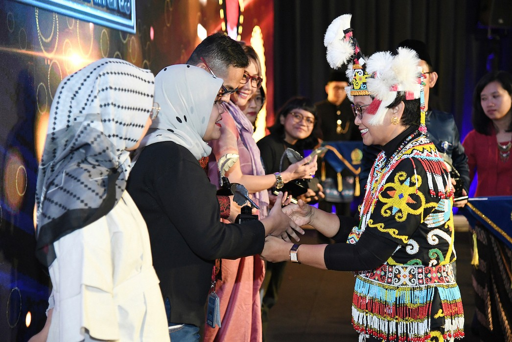 'The Jakarta Post' journalist wins Adam Malik Award