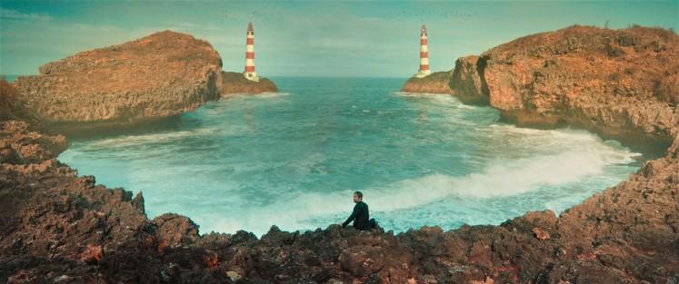 Art inspiration: A scene inspired by Caspar David Friedrich's painting