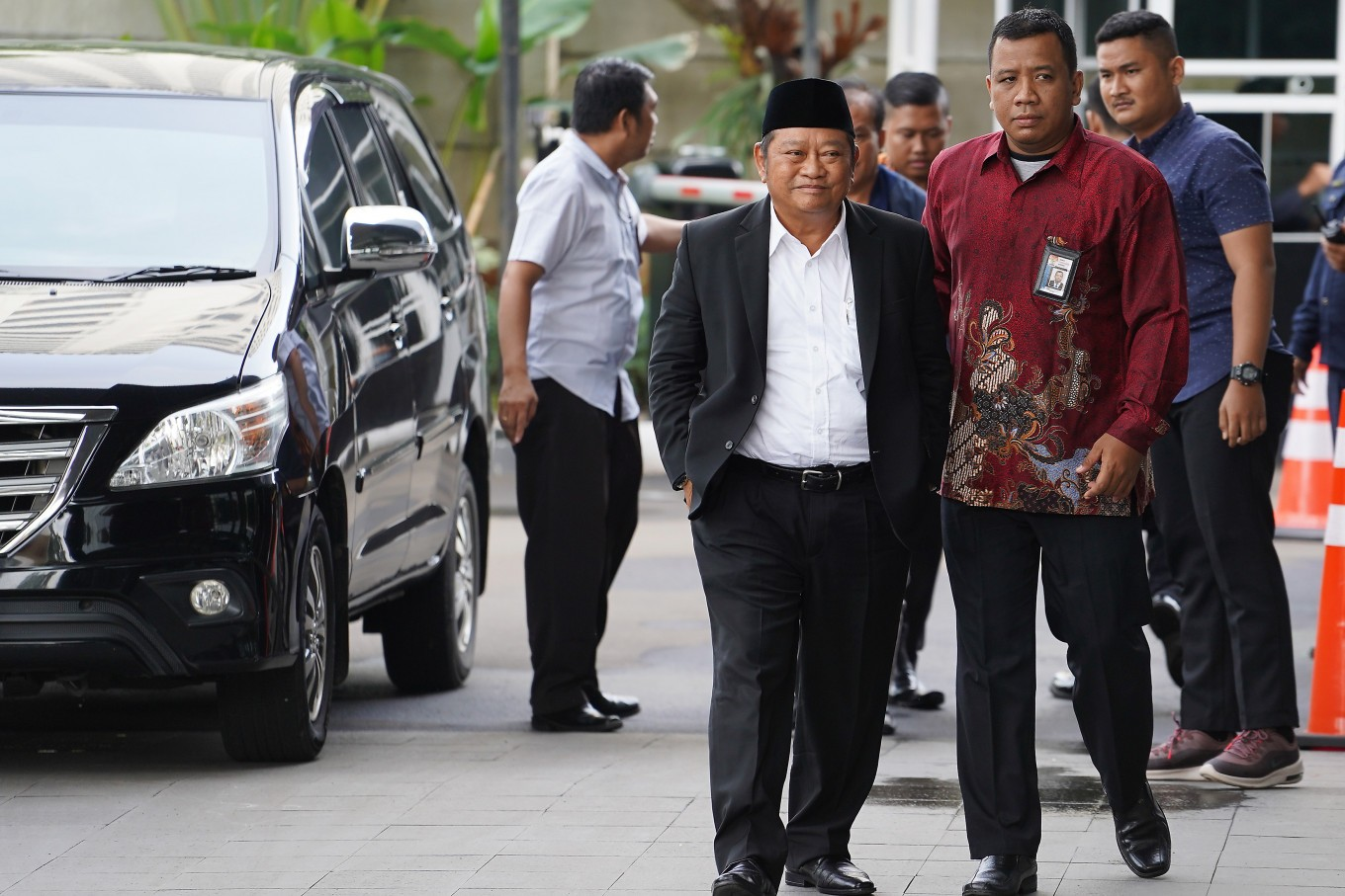 KPK scores first arrest in East Java after new leadership, law revision
