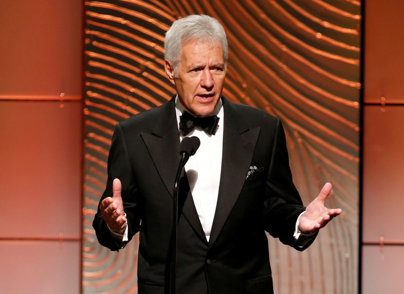 Alex Trebek sees 'Jeopardy!' legacy as 'the importance of knowledge'