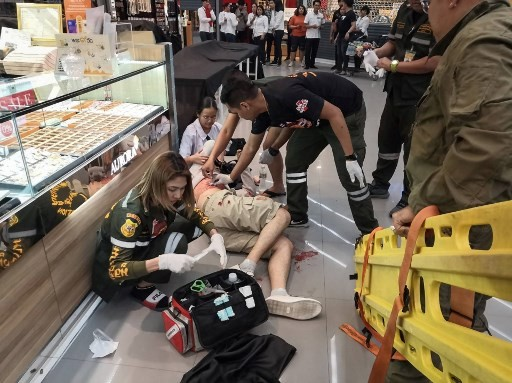 Two-year-old among three killed in Thailand armed robbery