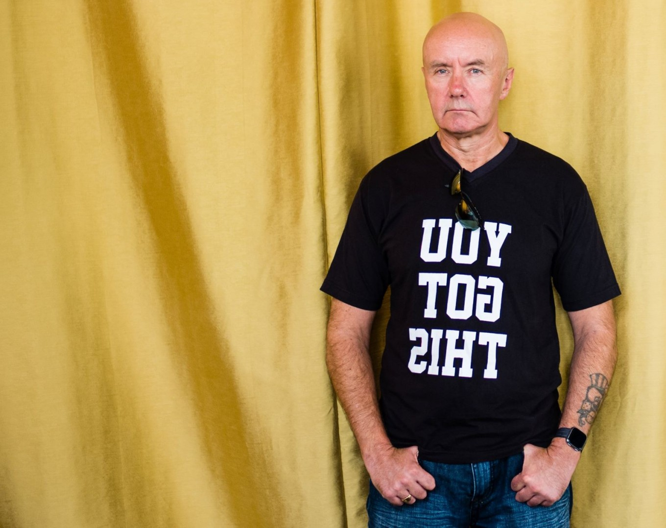 'Trainspotting' author Irvine Welsh's lust for life