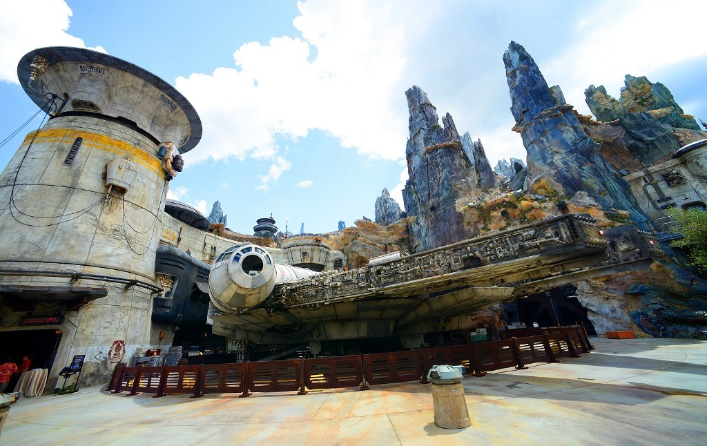 Star Wars Florida ride hits capacity, with California version set to open soon