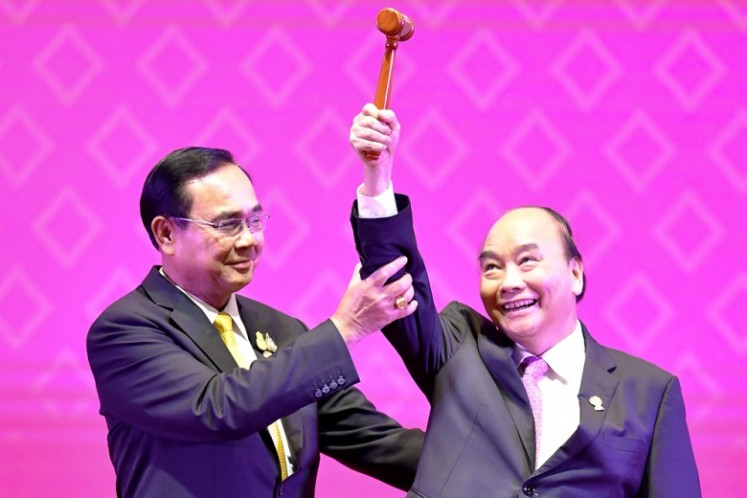 Southeast Asians worried by superpower rivalry: Survey