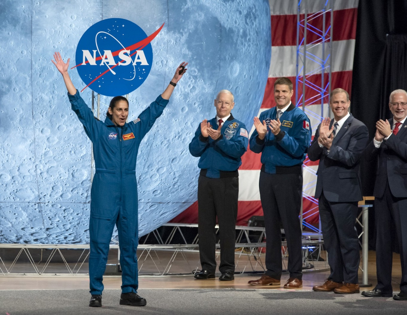 'Space unites us': First Iranian-American astronaut reaches for stars