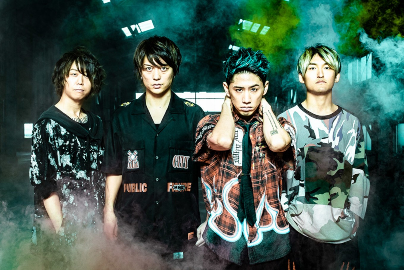 ONE OK ROCK's past concerts to stream on YouTube