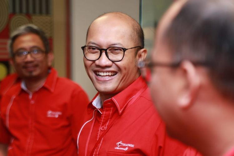 Telkomsel welcomes Setyanto Hantoro as new president director