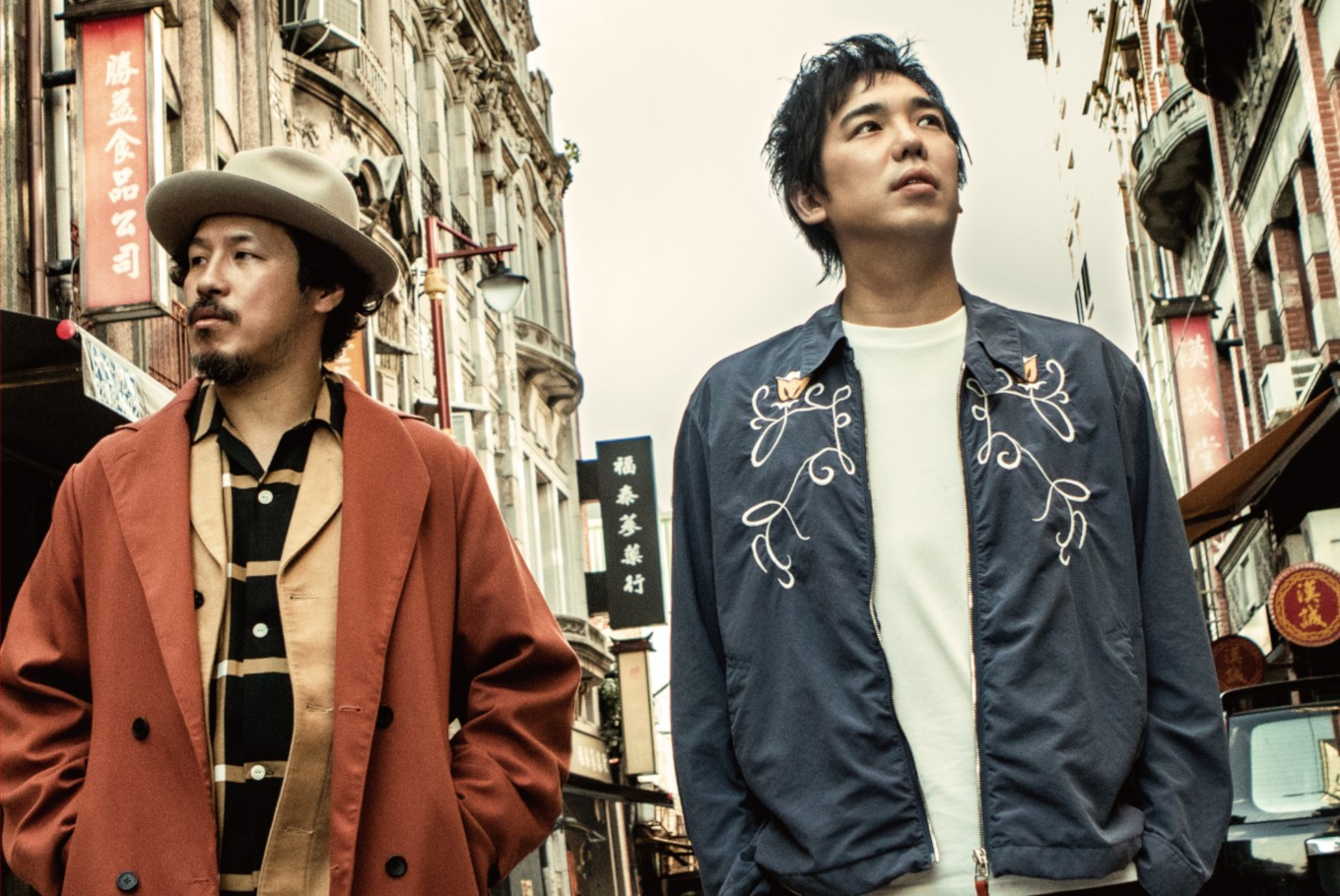 Japanese duo Sukima Switch to perform in Indonesia in March