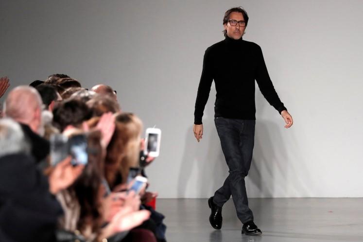 French designer cancels Paris fashion show, derailed by strike chaos