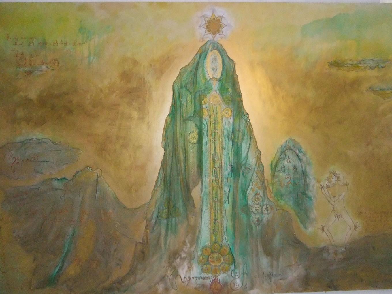 'Krishna Narayana' (2009) - I Wayan Sika