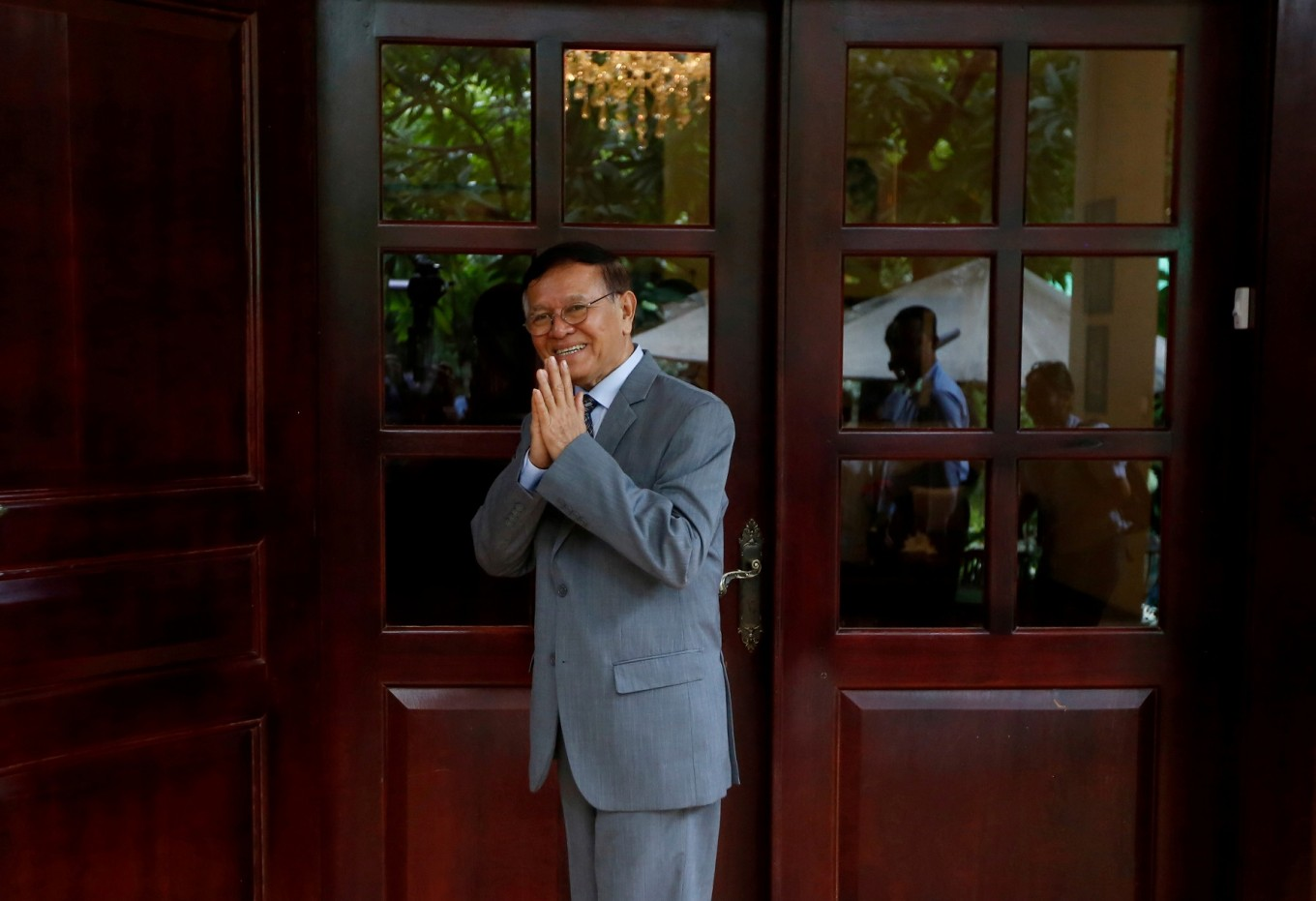 Cambodia to Open Treason Trial of Opposition Leader Kem Sokha