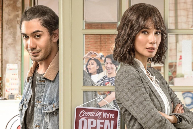 Rom-com 'Toko Barang Mantan' features Marsha Timothy, Reza Rahadian