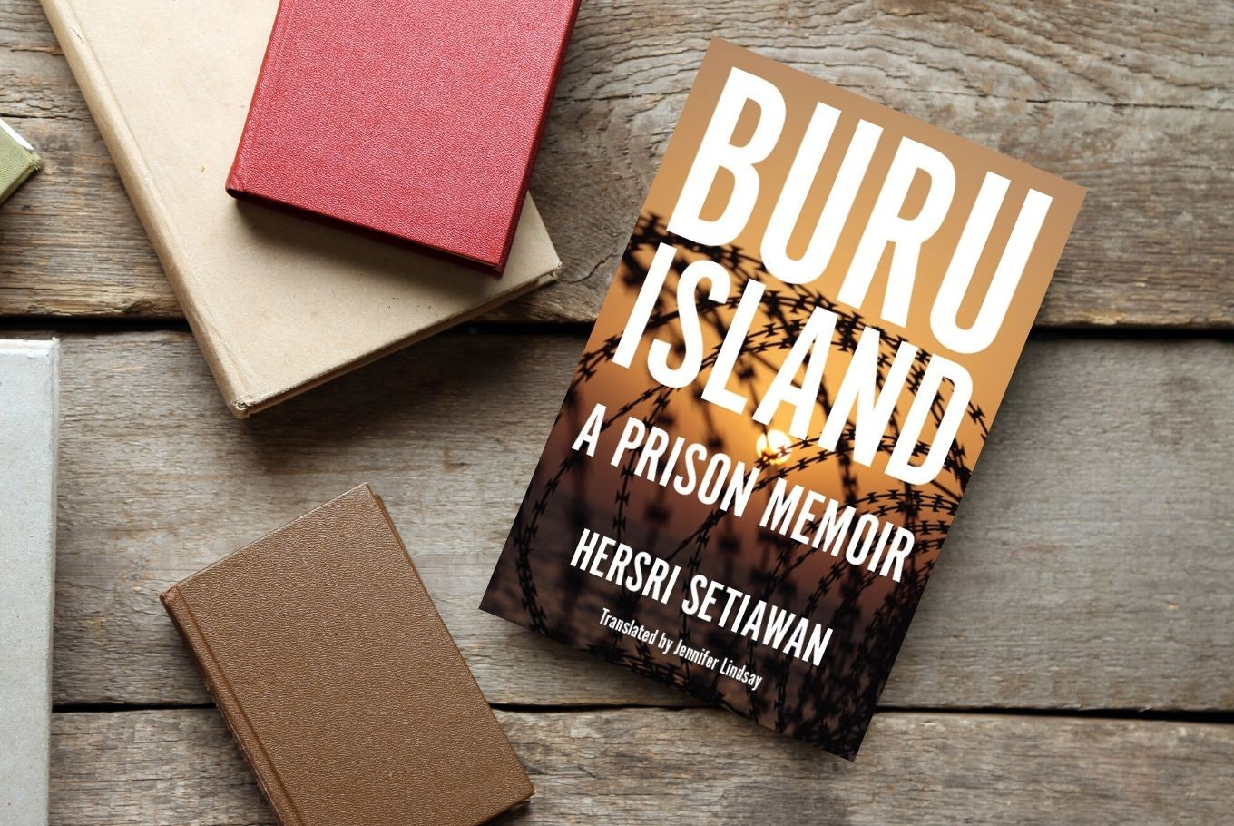 'Buru Island: A Prison Memoir' now available for English readers