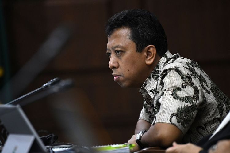 In defense statement , Romahurmuziy reveals connection to former KPK commissioner