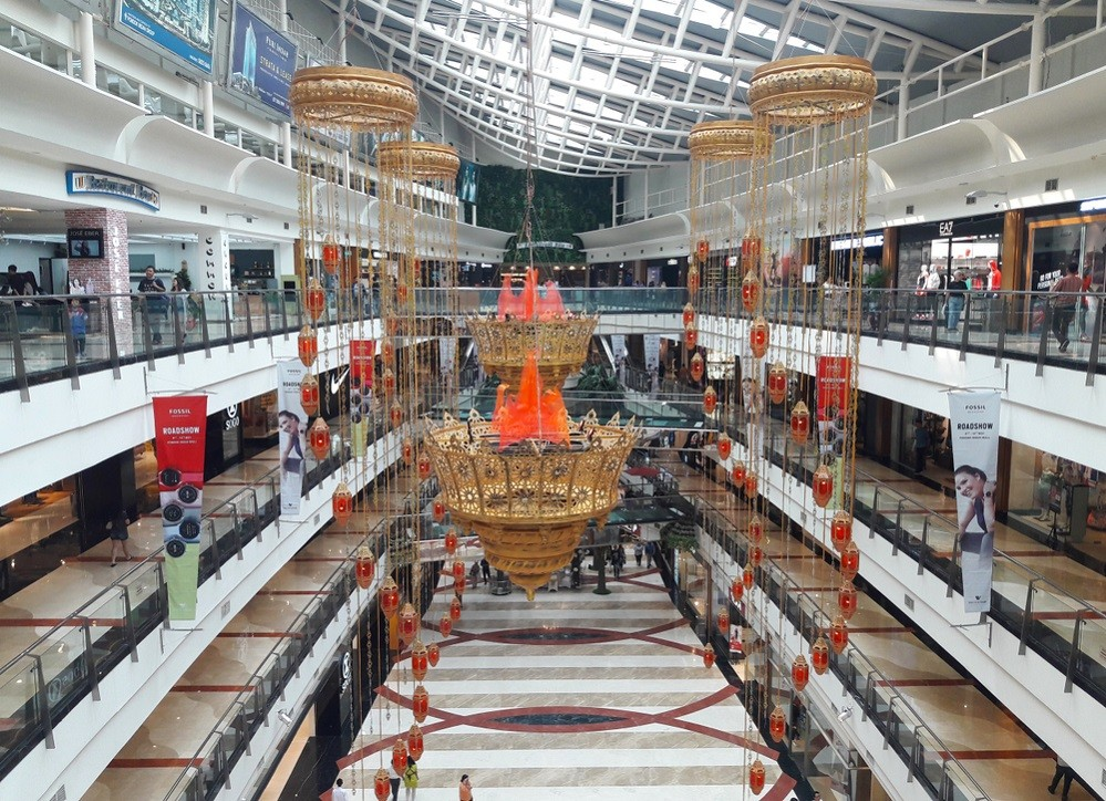 Jakarta to have four new shopping malls