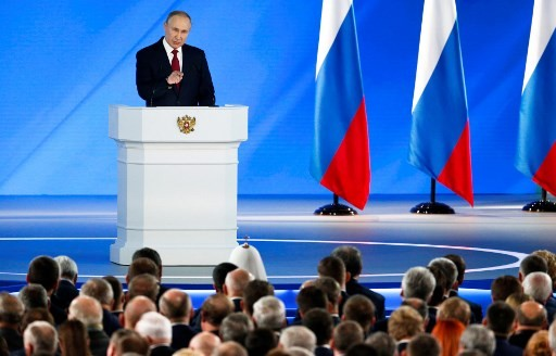 Russian government resigns after Putin announces reforms