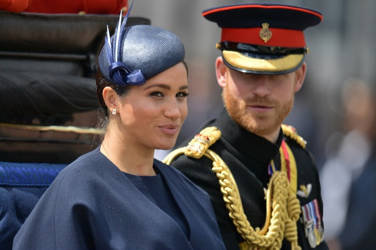 Meghan could face estranged father in UK court