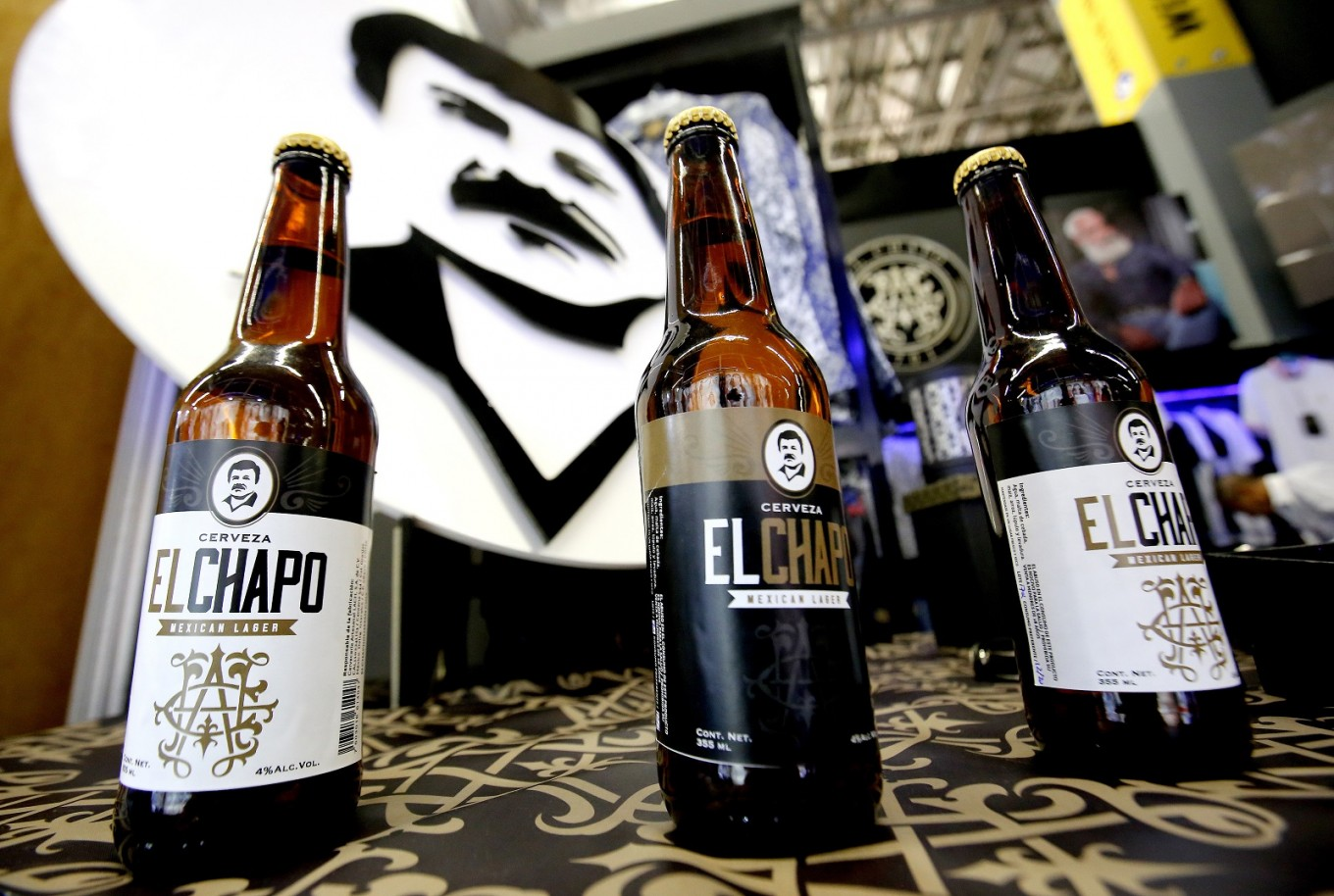 Mexico gets 'Chapo' beer