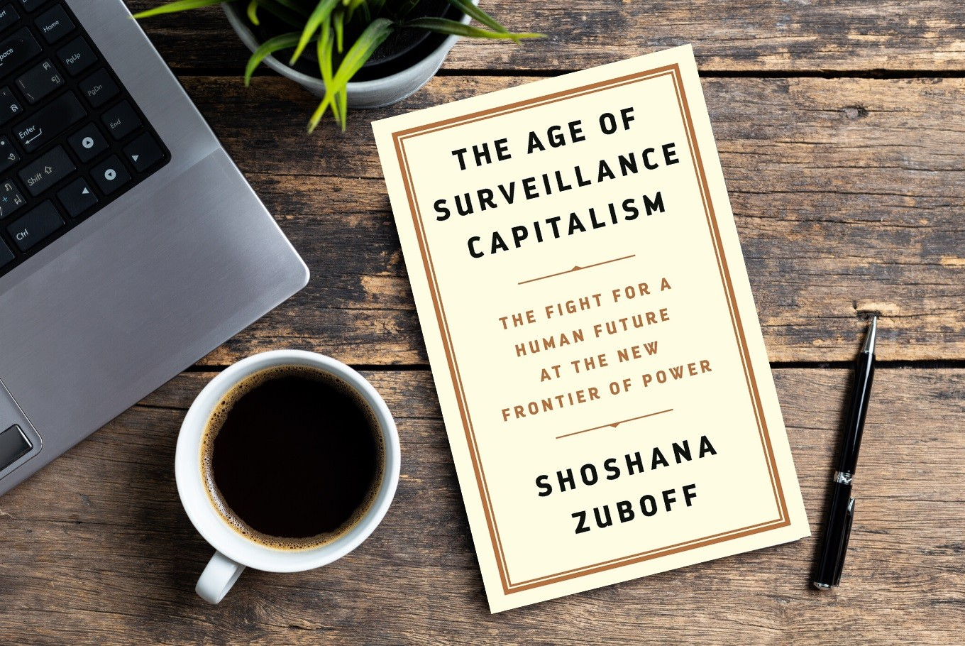 A new data reckoning in 'The Age of Surveillance Capitalism'