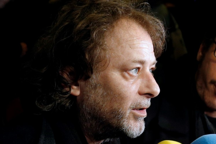 French director Ruggia charged in underage sex assault case