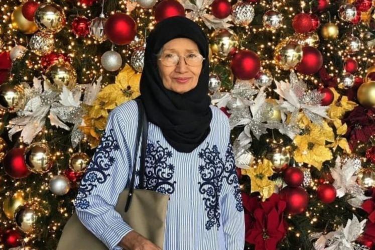Senior actor Ade Irawan dies days after her daughter died