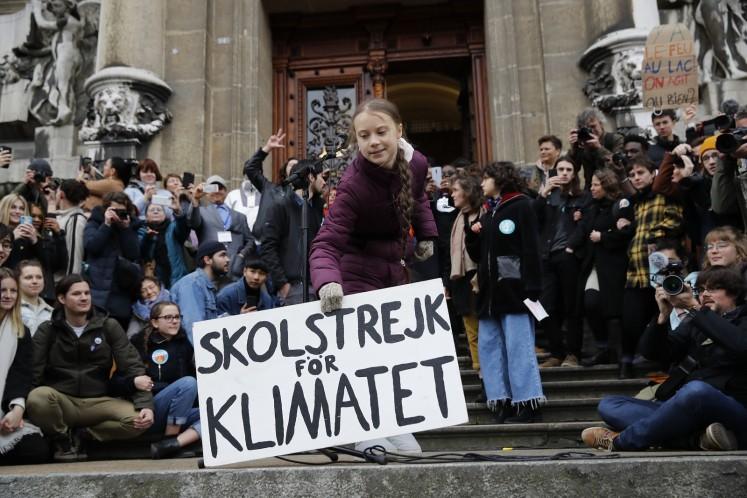 BBC to make Greta Thunberg documentary series
