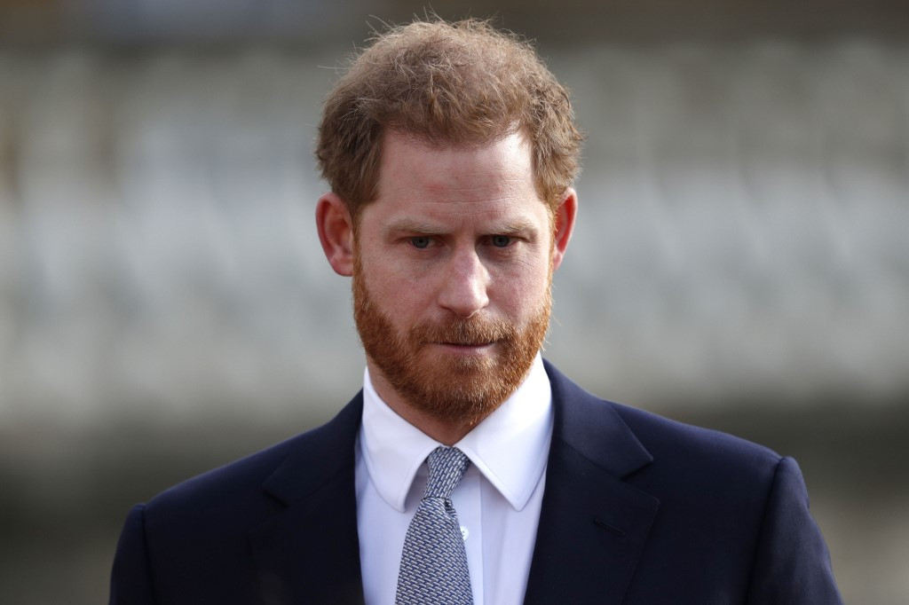Prince Harry joins $1.7 bn US counseling startup