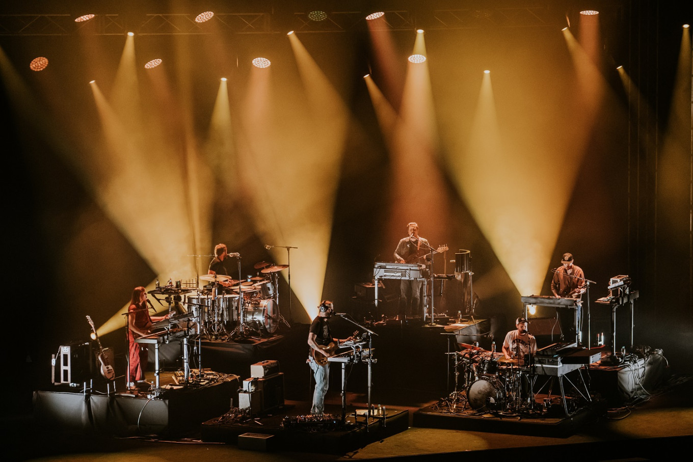 Bon Iver moves Jakarta crowd in captivating performance