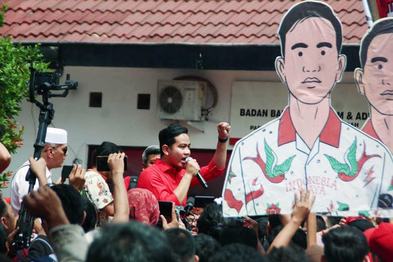 Sandiaga Uno joins campaign team of Jokowi's son in Surakarta mayoral race